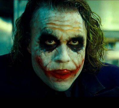 Joker Face Paint #11 of 20   Movies/TV Shows   Pinterest   Joker ...