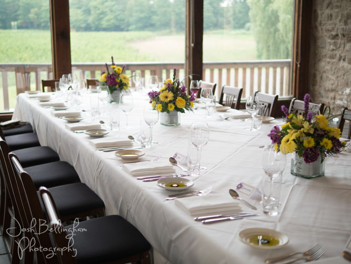 Vineland Estates Winery Weddings At The Carriage House A Intimate Rustic Venue For In Niagara Joshbellinghamphotography