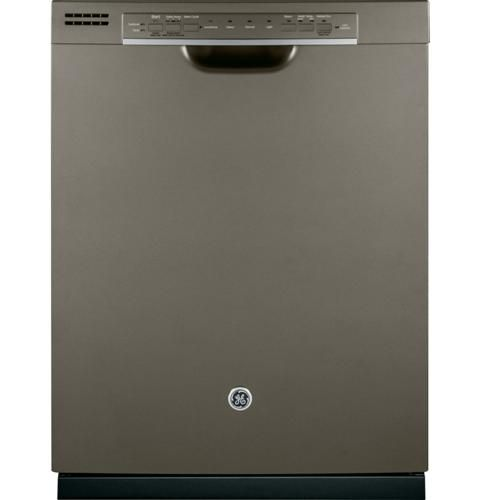 Ge Hybrid Stainless Steel Interior Dishwasher With Front Controls Gdf540hmfes Slate Dishwasher Built In Dishwasher Upgraded Appliances