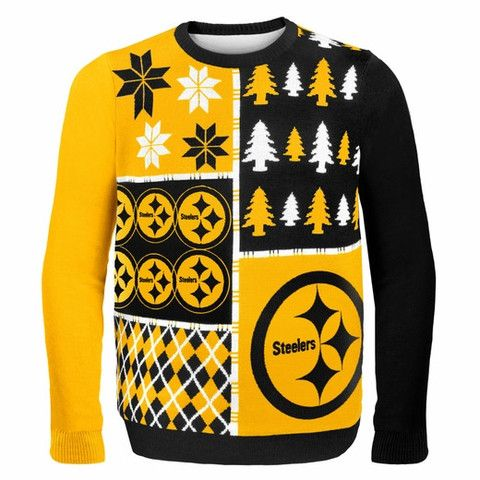 7c53670dbee Pittsburgh Steelers Ugly Christmas Sweaters – Ugly Christmas Sweater Party