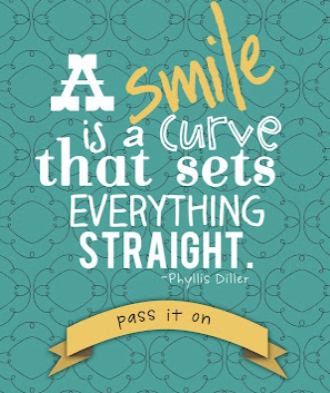 Smile Quote Free Printable Firestrong See Our Daily Firestrong