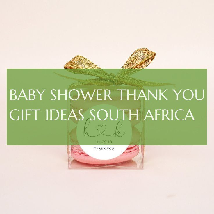 baby shower thank you gift ideas south africa