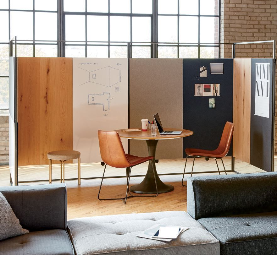 West Elm Workspace / Frame Screen System