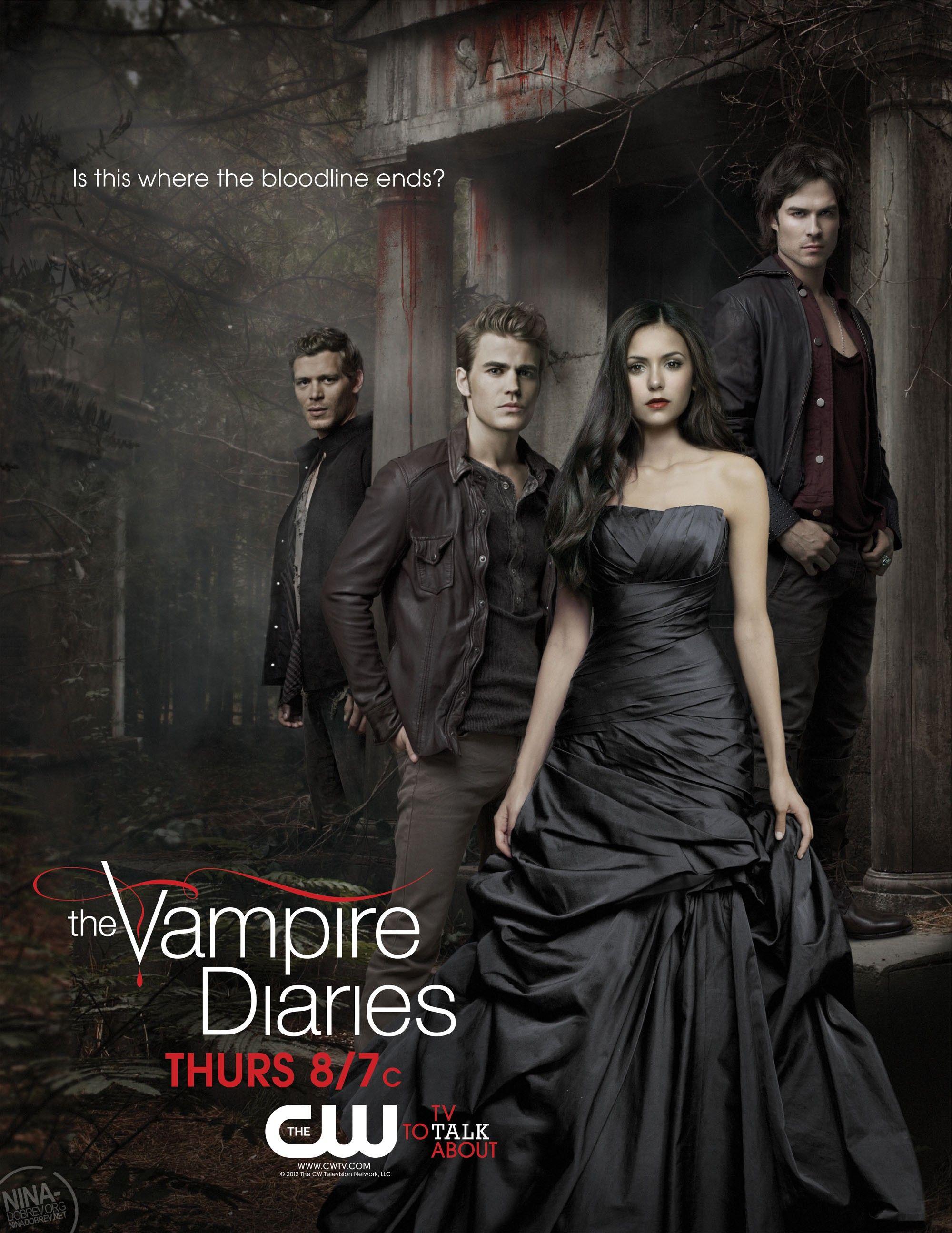 The Vampire Diaries Season 1 Posters Of Photos Albums