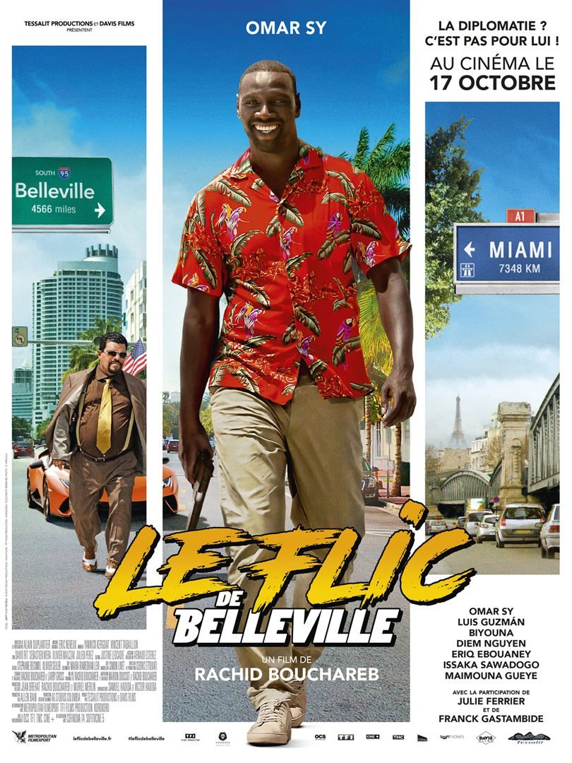 Le Flic de Belleville streaming film, Le Flic de Belleville streaming film  vf, Le