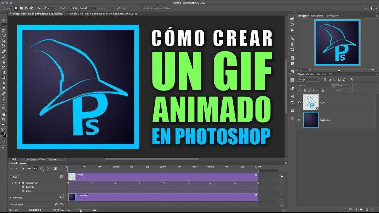 Cómo Crear Un Gif Animado En Photoshop 2 Métodos Photoshop Trucos De Fotografia Tutoriales Photoshop