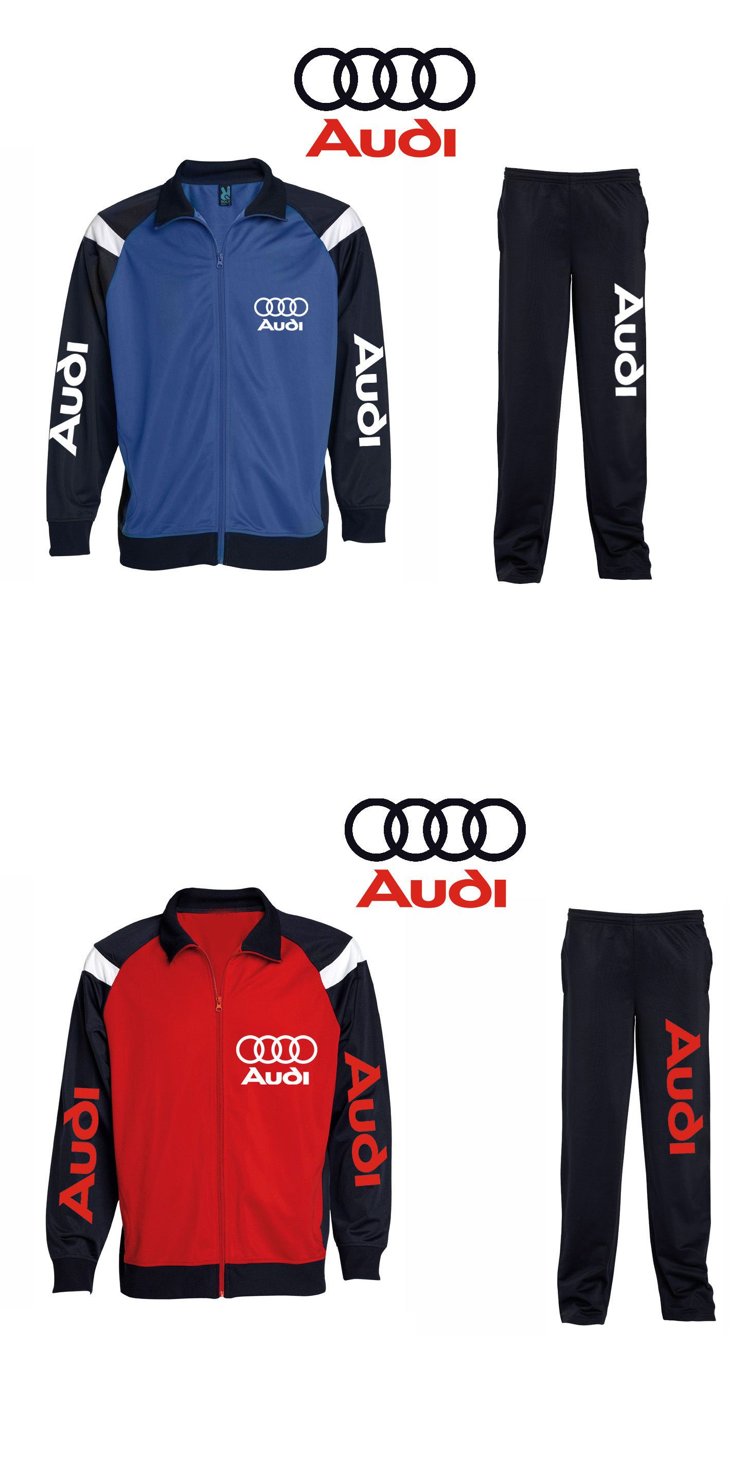 cac208c723 Track Suits 59339: Stylish Roly Two - Toned Tracksuit Audi -> BUY IT ...