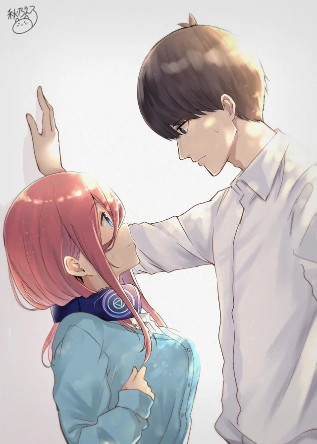 5 toubun no hanayome かわいいアニメの女の子 イラスト カワイイアニメ