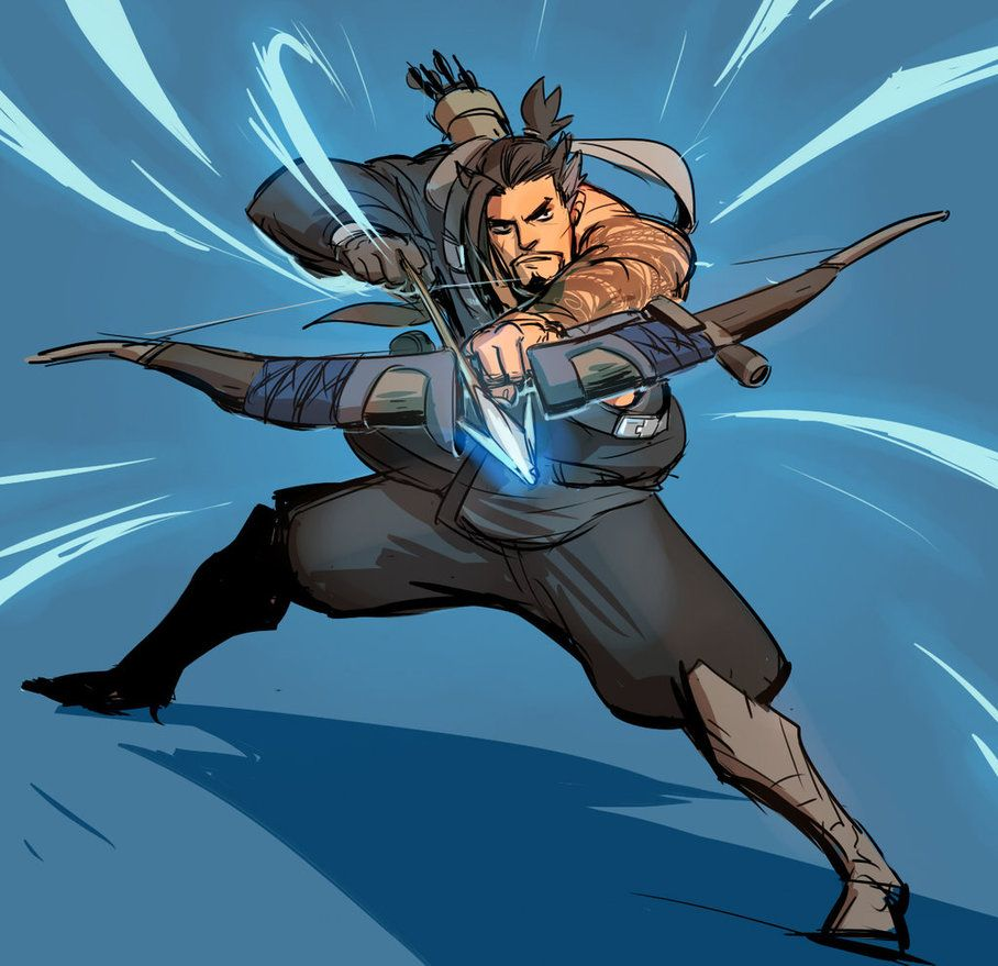 Hanzo Wallpaper: Best 25+ Overwatch Hanzo Ideas On Pinterest