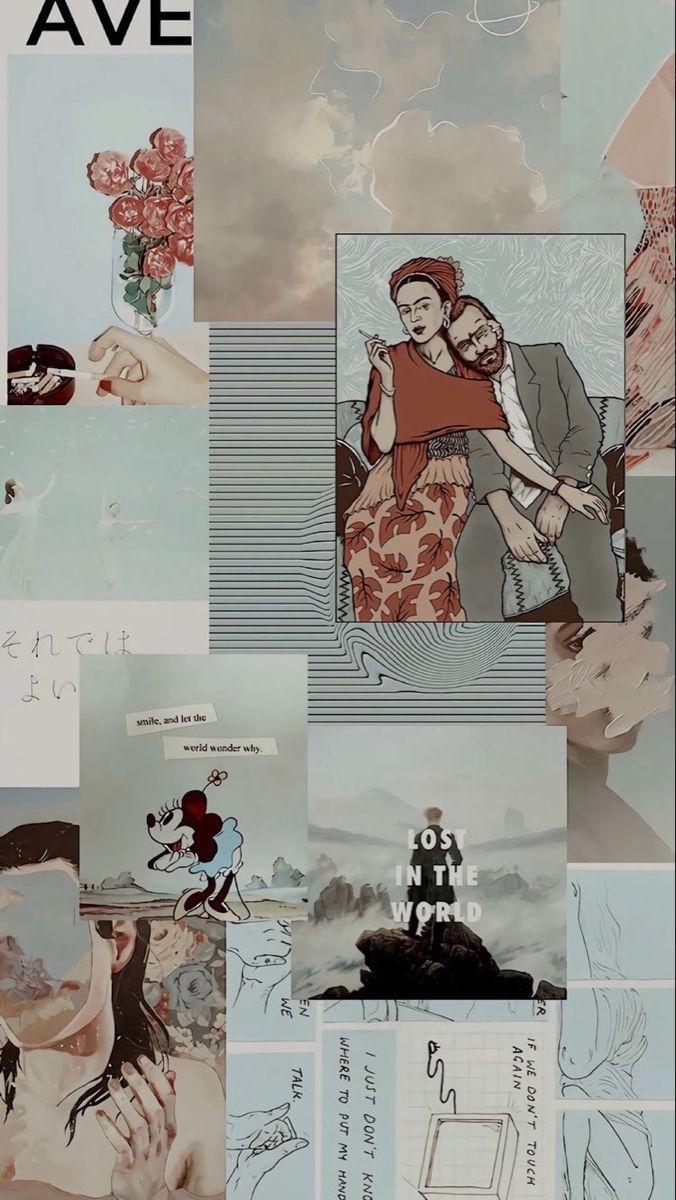 Pin oleh Rafal. di vintage | Seni inspirasi, Seni, Abstrak