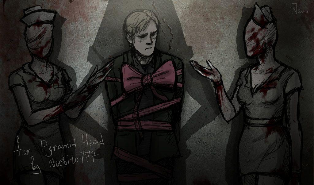 Silent Hill 2/Jamesby Noobito777