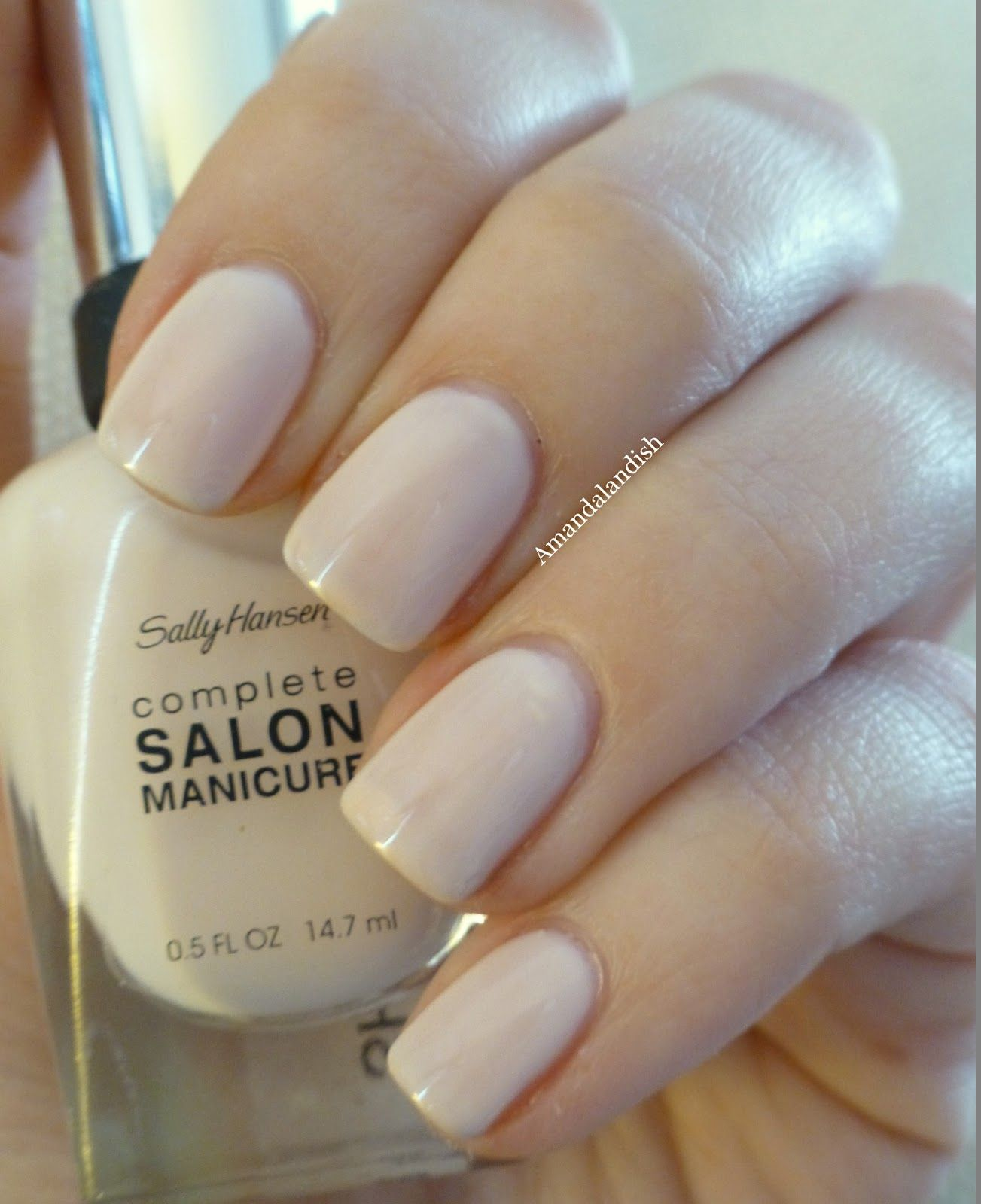 Sally Hansen Complete Salon Manicure Sheer
