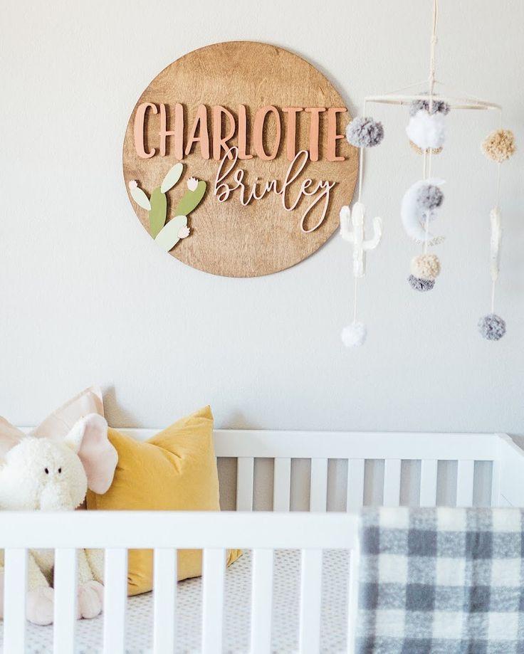 Nursery Ideas For S Room Baby Handmade