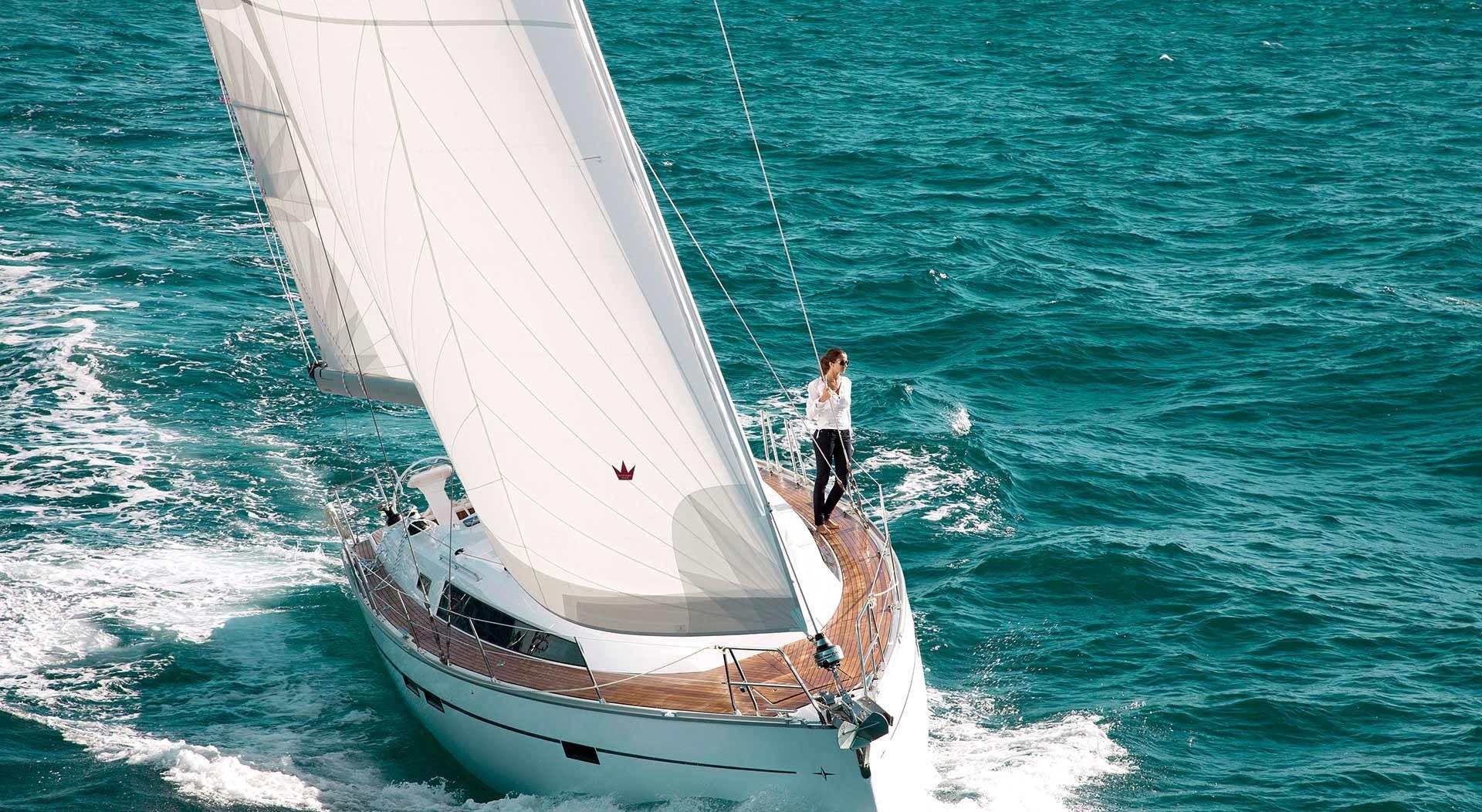 Bavaria yachtbau cruiser 46 boat sailing yacht