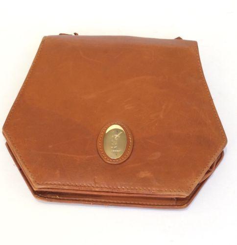 #Trending - Vintage Authentic YVES SAINT LAURENT Brown Purse Bag https://t.co/1WTb6du1ar Ebay https://t.co/wr6Wr0g4zN