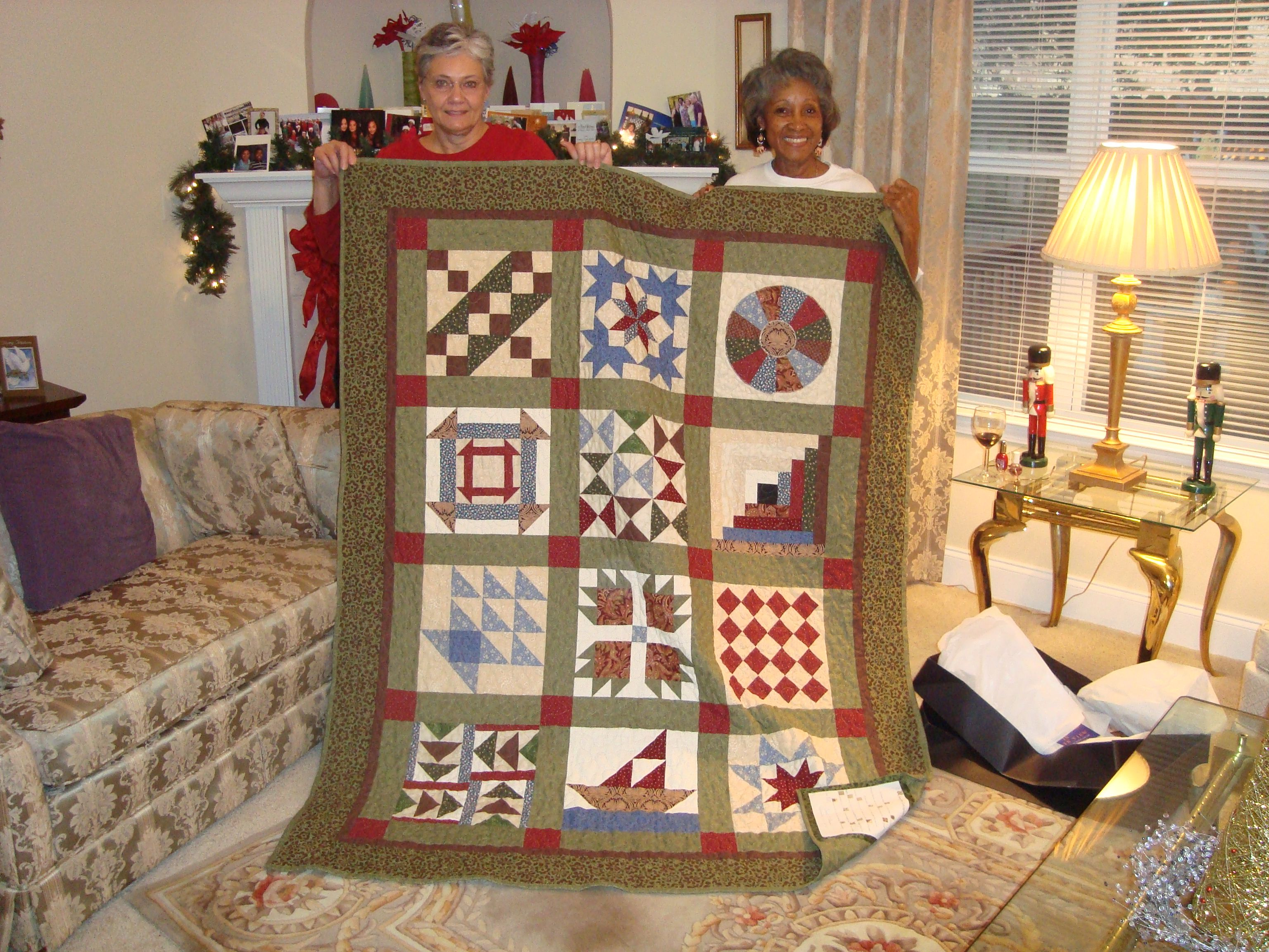 Quilt Patterns Slaves Used : AFRICAN AMERICAN QUILTS AND THE UNDERGROUND RAILROAD Underground railroad, Africans and Patterns