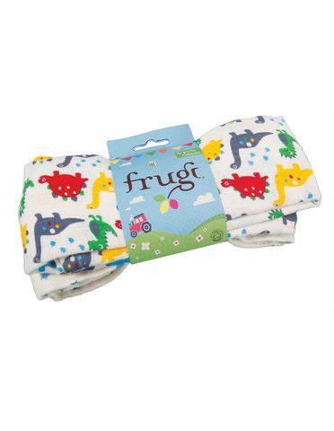f36829e1c969a Frugi organic cotton baby muslin - dino parade | Latest Gorgeous ...