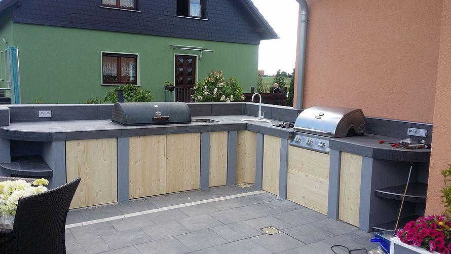 toom Kreativwerkstatt - Outdoor Küche Garten Pinterest