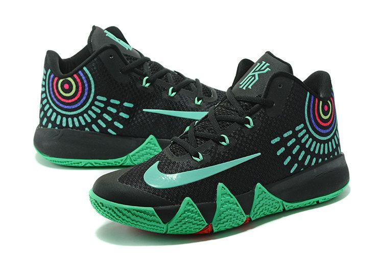 wholesale dealer 97520 1a25d Cheapest And Latest New Arrival March New Cheap Kyrie 4 VI Boston Celtics  Color PE