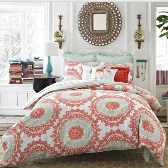 Sold Twin Xl Comforter Like New Condition Super Beautiful