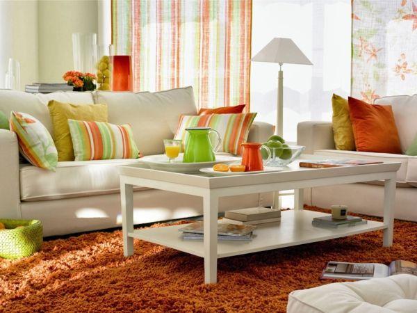Emejing Wohnzimmer Grun Gelb Photos - House Design Ideas ...