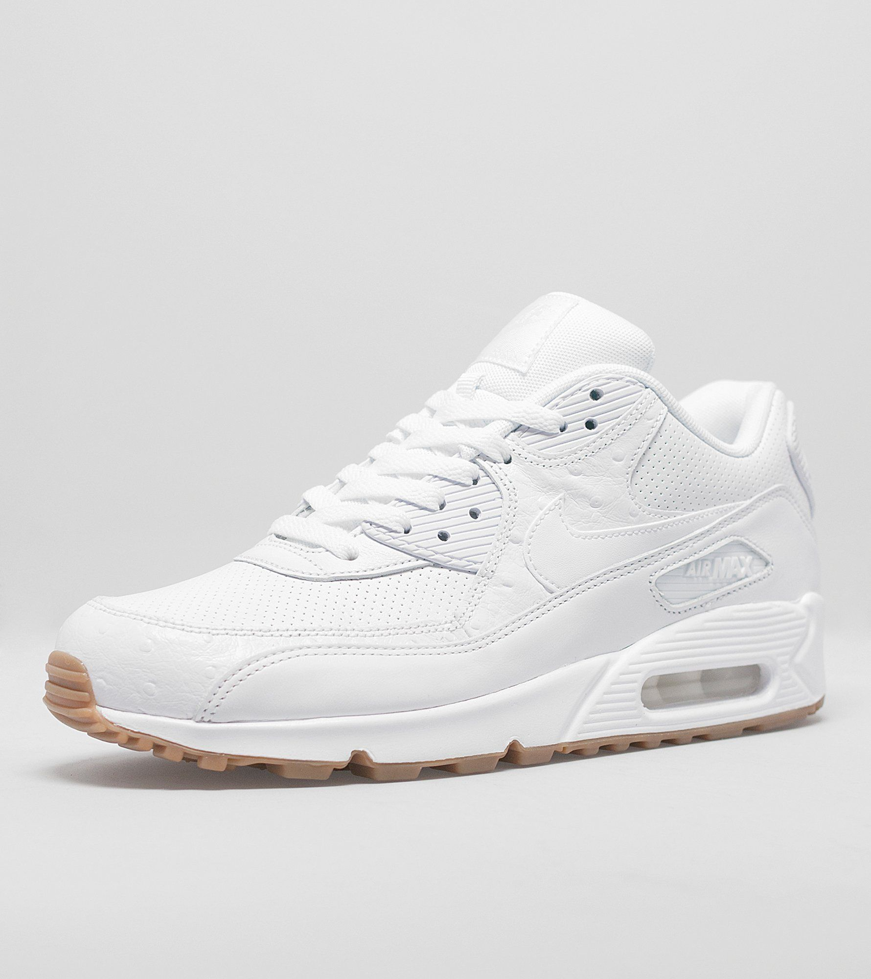 separation shoes f3f0c bedc6 Nike Air Max 90 White Gum Pack - find out more on our site. Find the  freshest in trainers and clothing online now.