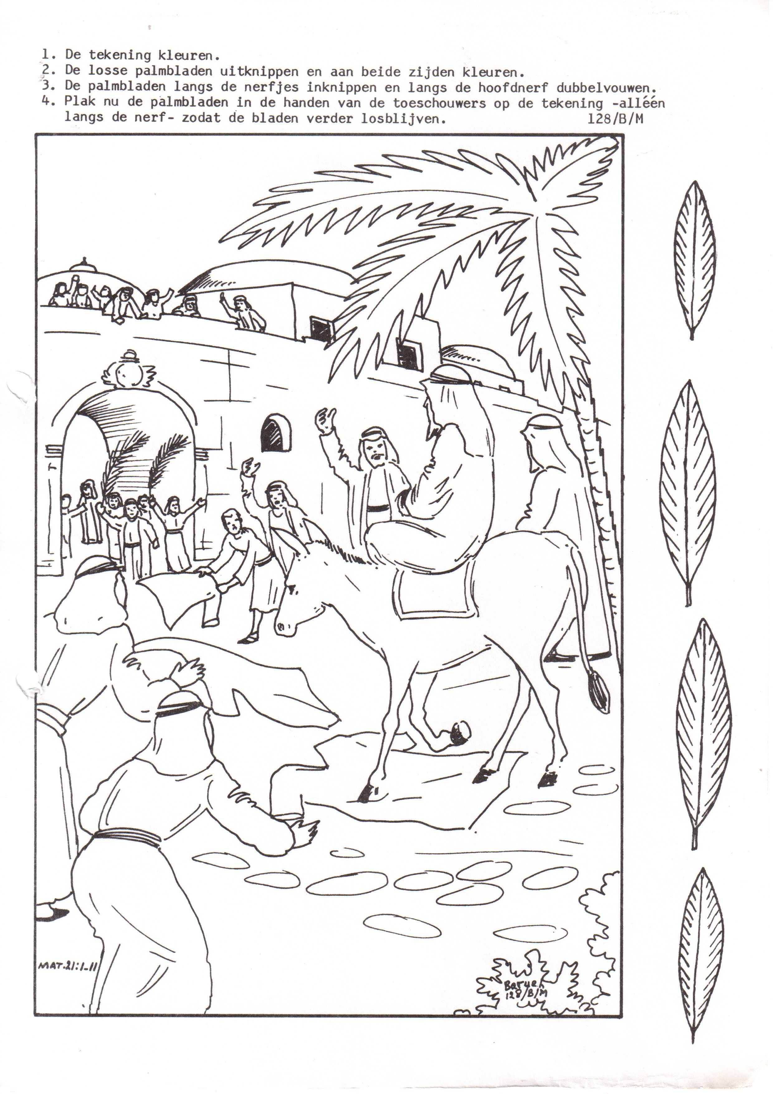 Pin By Heather Mccary On Bible Nt Hossana Jesus Enters The City Jesus Coloring Pages Bible Crafts Bible Coloring Pages