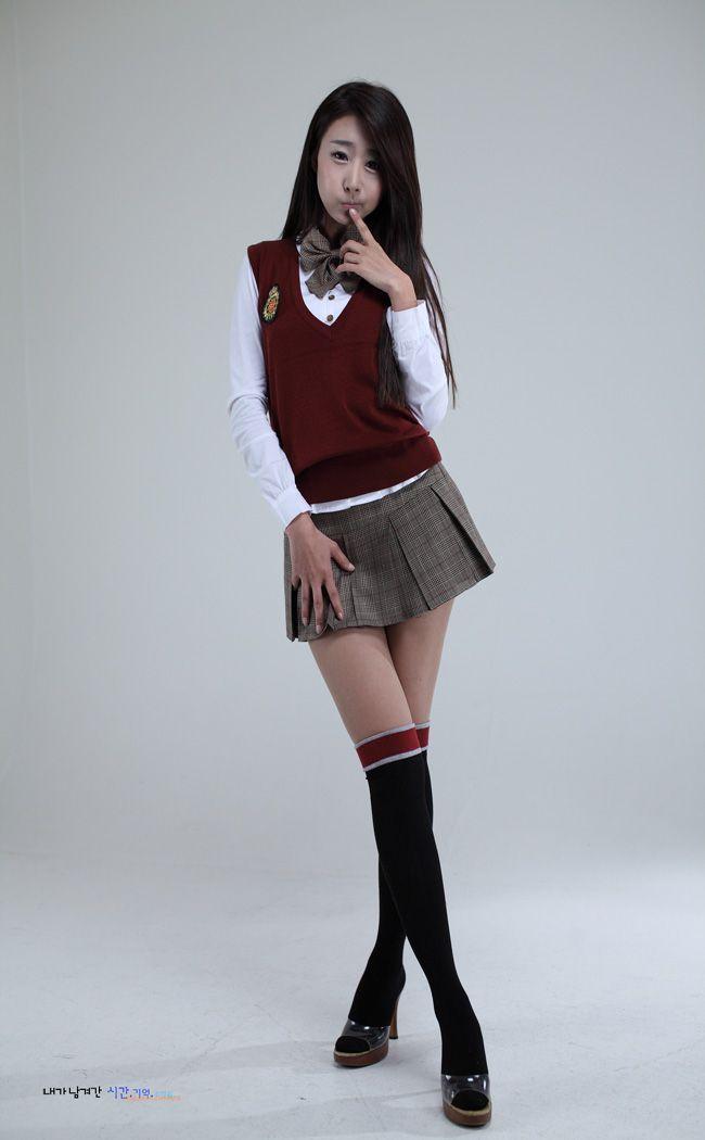 Korean schoolgirl images 59