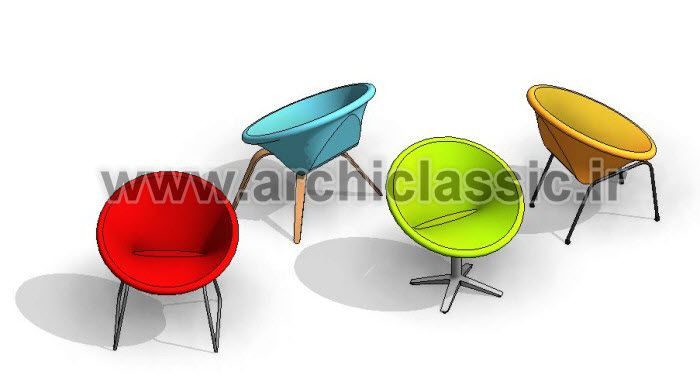 Revitcity Com Objects Search For Chair Chair Saucer Chairs