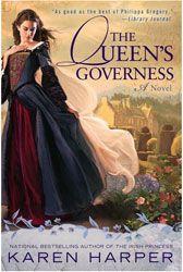 Karen Harper The Queen's Governess (Queen Anne Boleyn and Princess Elizabeth).  _/