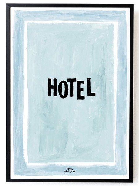 Hotel - Print
