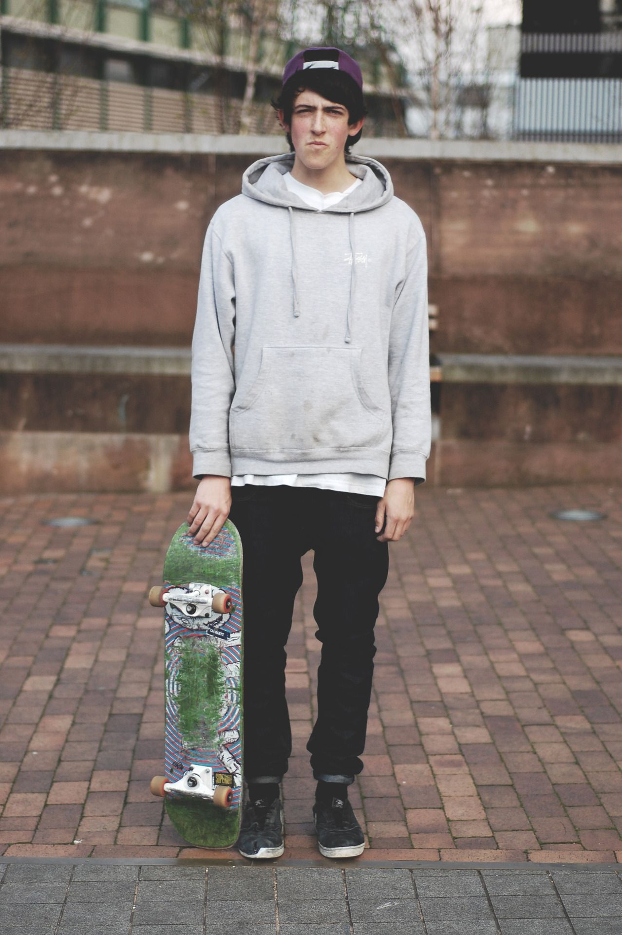 Men's SS13 Trend Look: Skater Boy advise