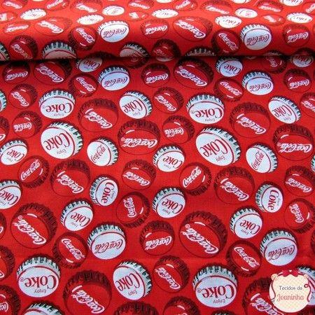 Coca-Cola Tampinhas {COC03}