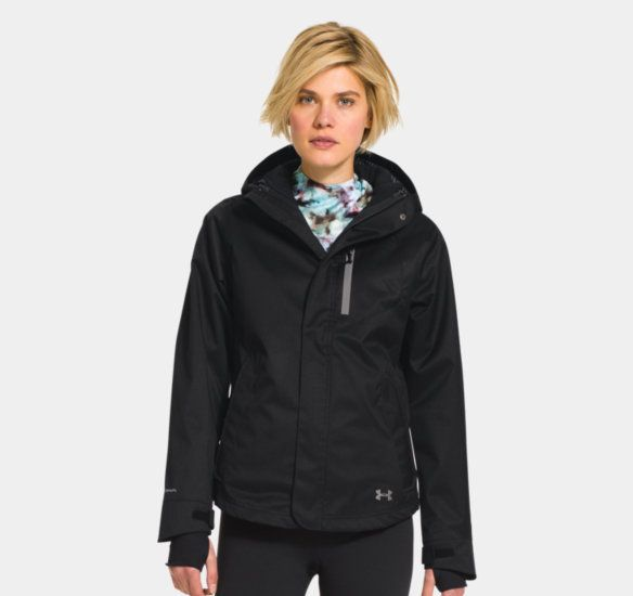 Women's UA ColdGear® Infrared Sienna 3-In-1 Jacket This would be an awesome winter/fall jacket