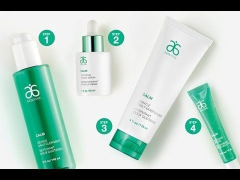 Image result for arbonne calm range ingredients