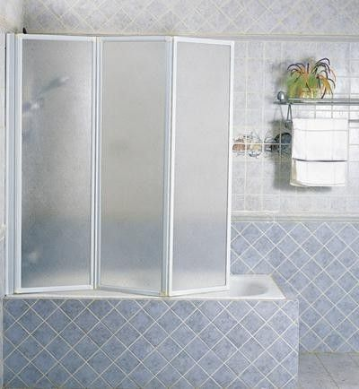 Folding Bathtub Doors - Foter | Bathroom shower and bathtub ...