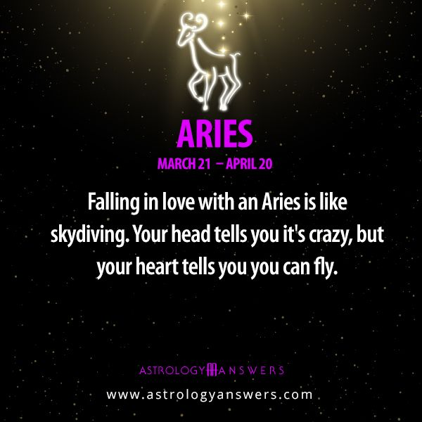 Aries man personality traits and characteristics