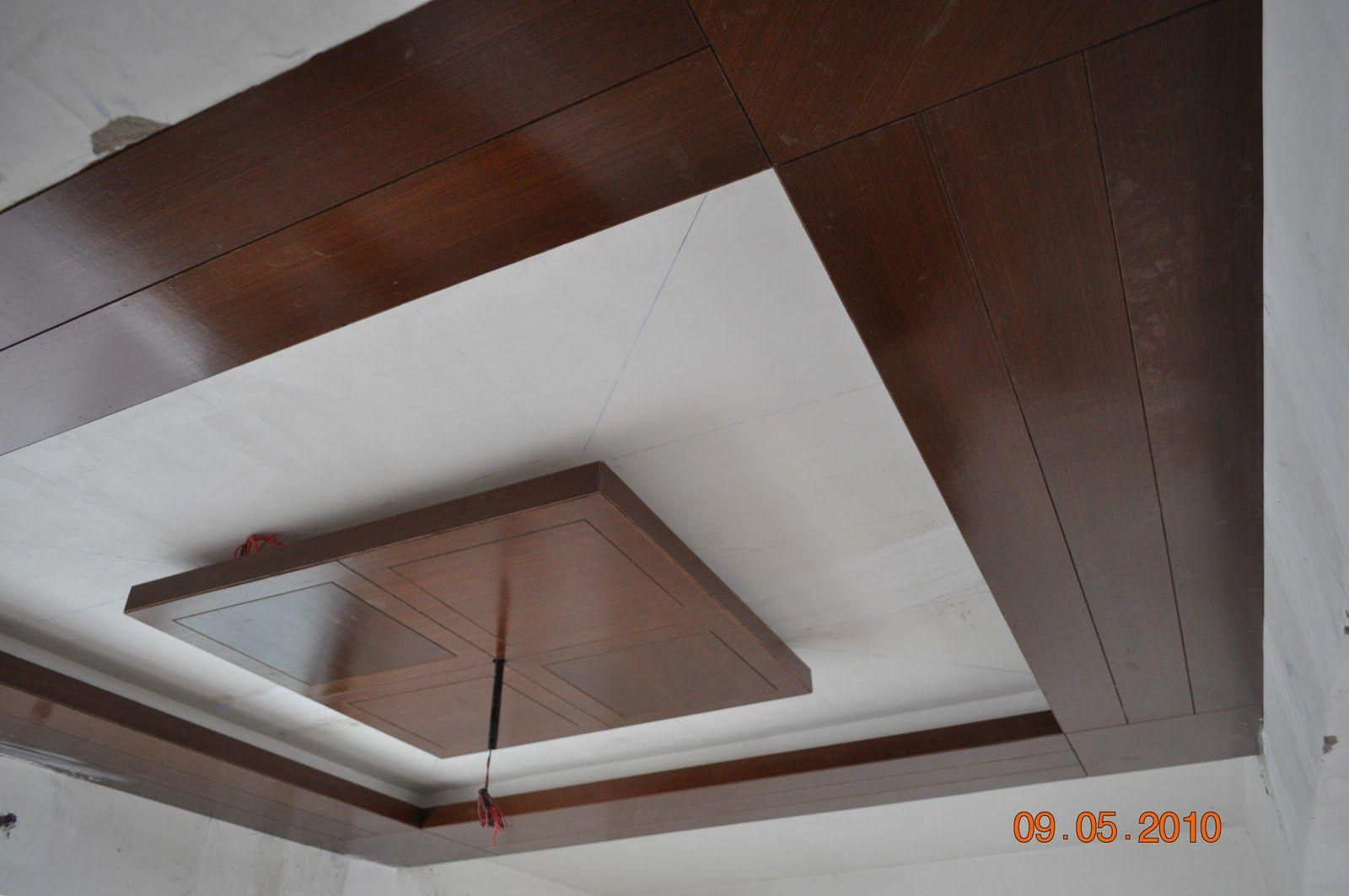wooden false ceiling  | false ceiling | Pinterest ...