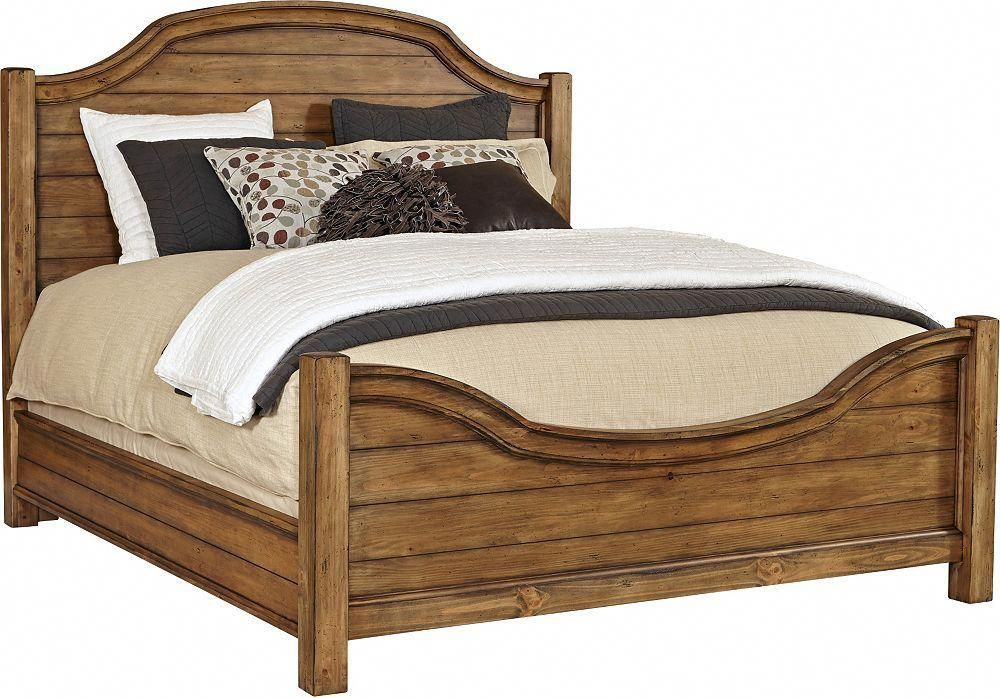Bethany Square Panel Bed The Bethany Square Panel Bed Gives You Transitional Styling That