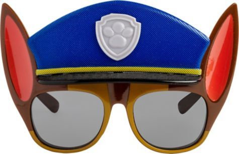 503a9095ce Child Chase Sunglasses 6in - PAW Patrol - Party City