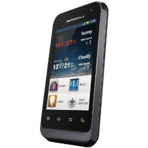 Motorola DEFY Mini Sim Free Smartphone - Black