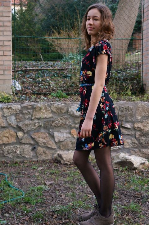 Virágos nyári ruha (MeiaLua  6f76c4047a