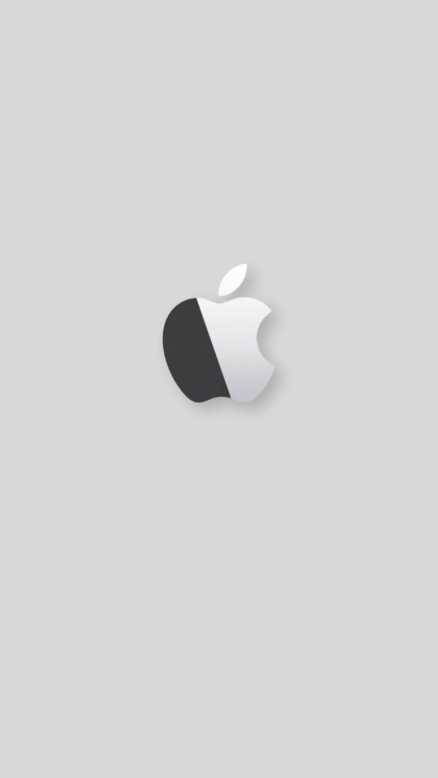 Iphone 6 Red Apple Logo Wallpaper Fondos Para Iphone Iphone Iphone 5