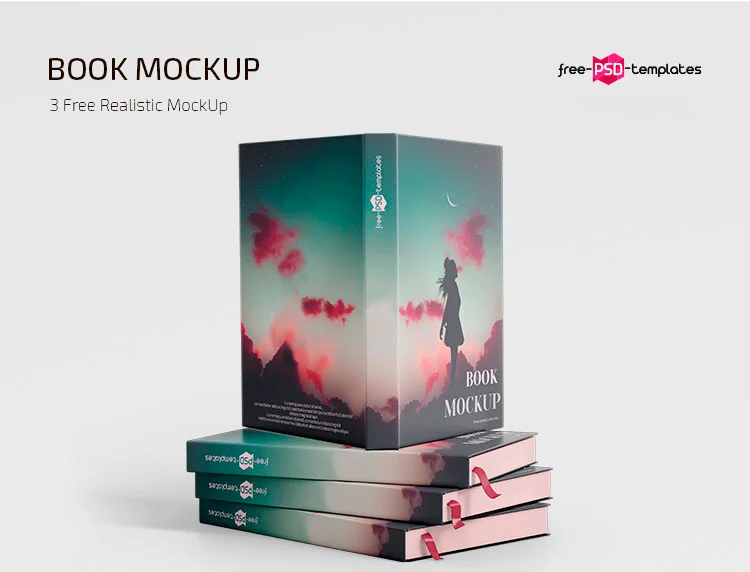 47 Free Psd Book Cover Mockups For Business And Personal Work Premium Version Free Psd Te Book Cover Mockup Book Cover Mockup Free Free Book Cover Design