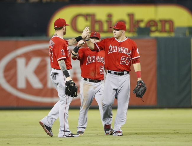 Texas Rangers vs. Los Angeles Angels MLB Pick, Odds, Prediction - 8/17/14