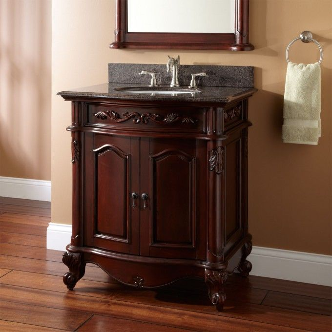 30 Provence Vanity For Undermount Sink Bathroom Furniture Design Bathroom Bathroom Vanity