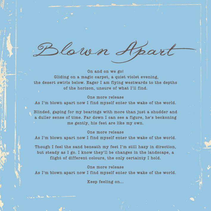 Lyrics of blown apart by giant colour blown apart song by giant lyrics of blown apart by giant colour stopboris Images