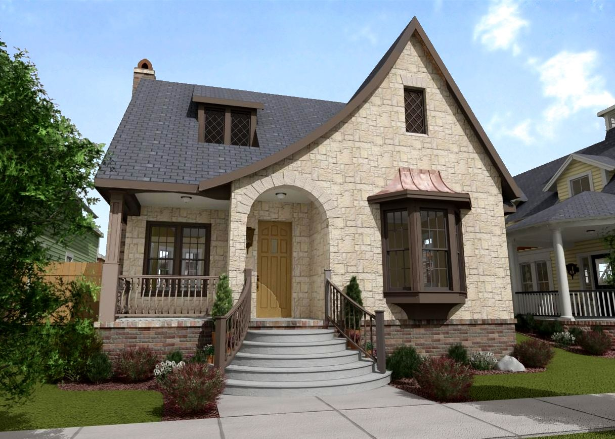 craftsman house gallery |  craftsman home plans: bungalow house