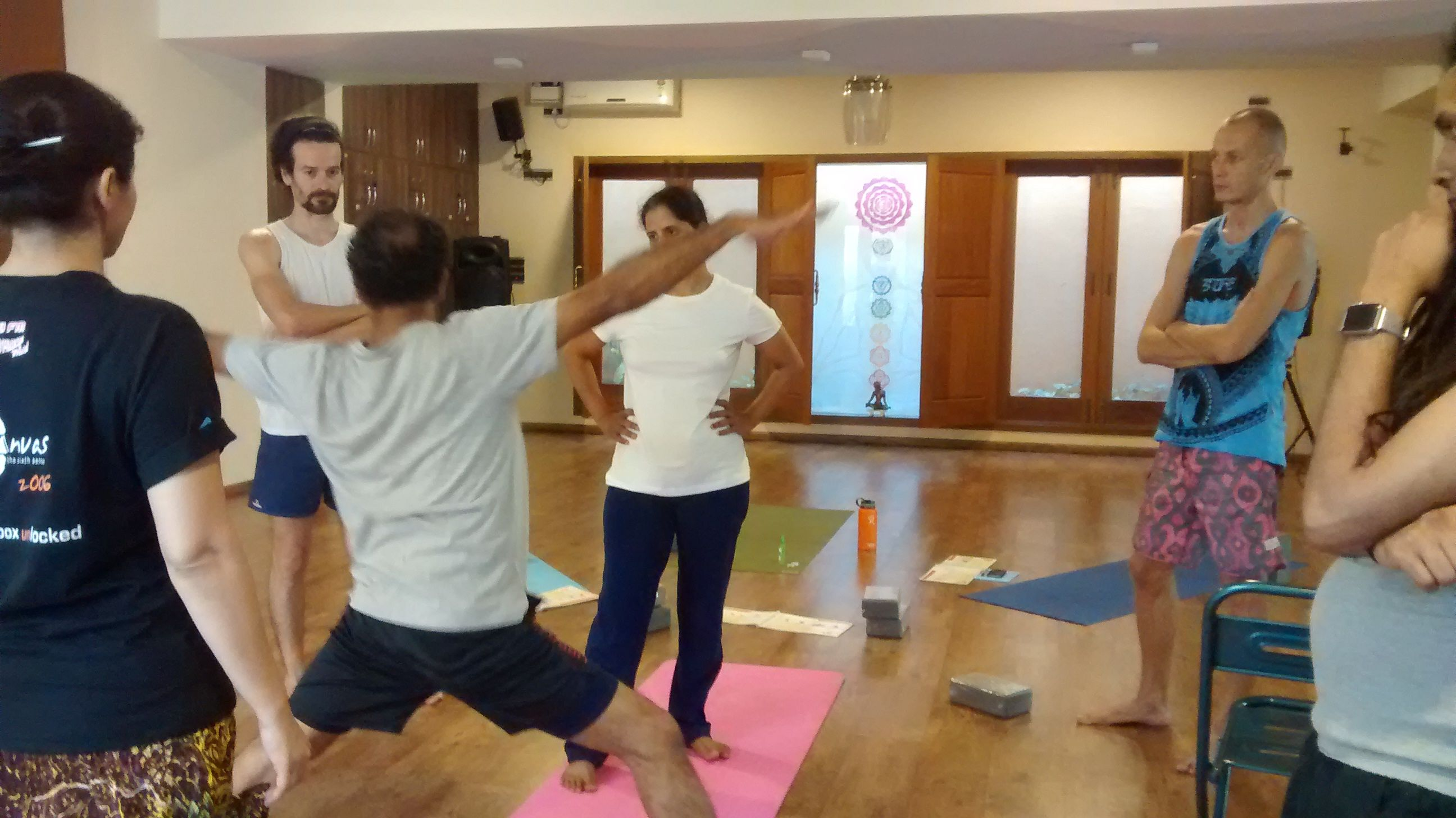 Hatha Yoga Teaching Methodology Yoga Teacher Training India Yoga Teacher Training Yoga Instructor Course