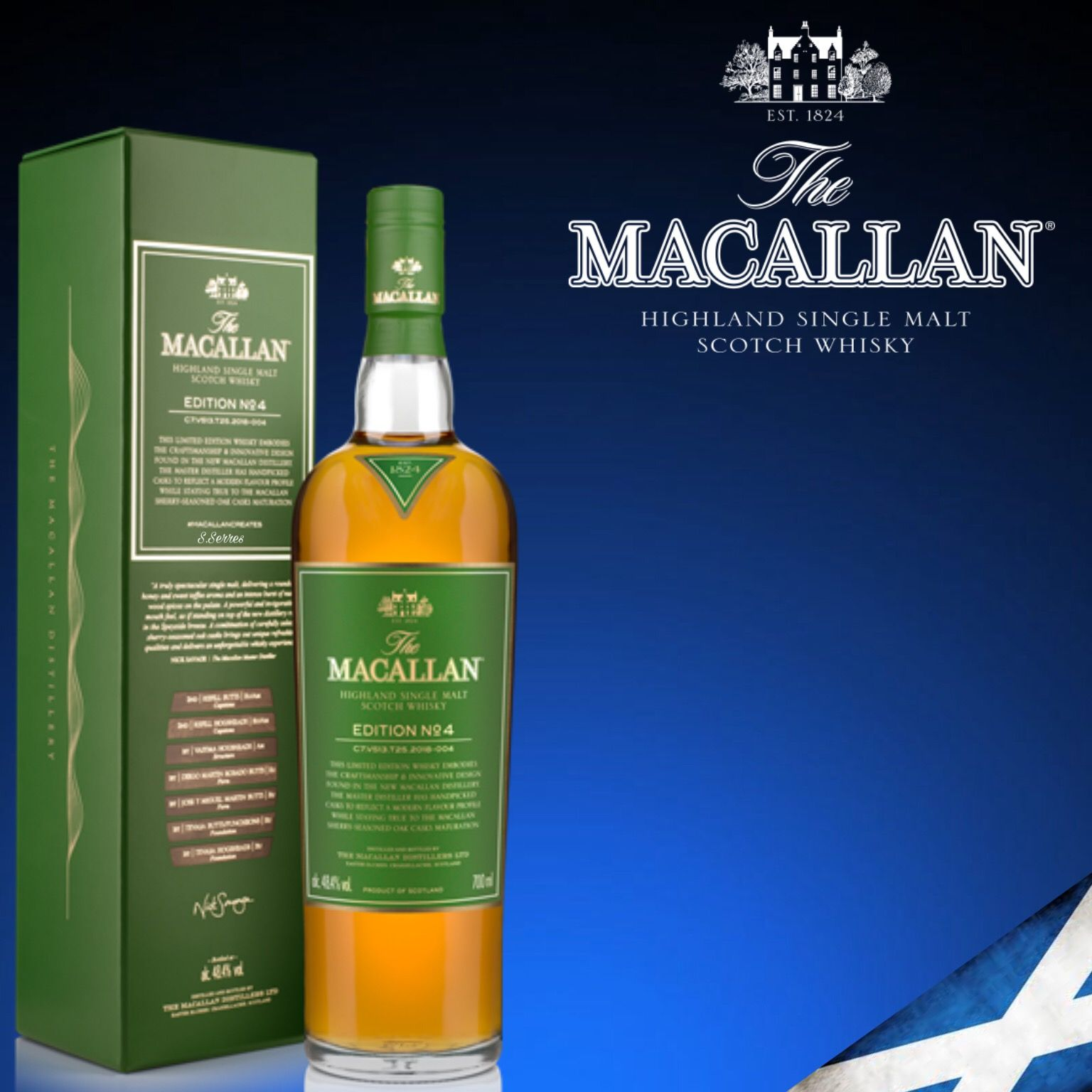 The Macallan Edition No 4 Is One Of The Best And Also One Of The Most Affordable To Buy Viski